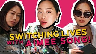 Being Aimee Song for a Day | Aimee Song