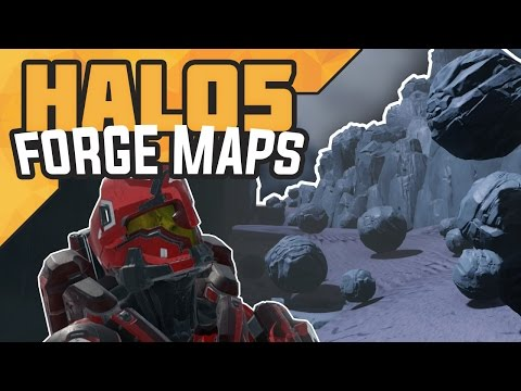 25 of the Best Halo 5 Forge Maps