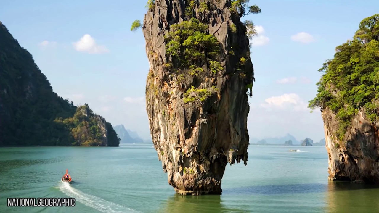 Video Game Worlds That Exist In Real Life
