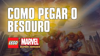 Besouro | LEGO® Marvel™ Super Heroes