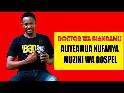 Daktari Ambaye Ameamua Kuacha Udaktari Ili Afanye Muziki