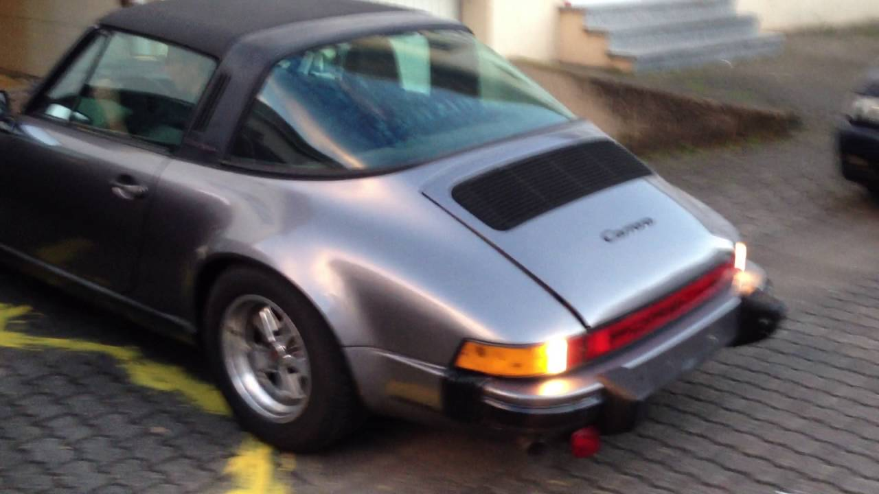 Porsche 911 Targa Oldtimer For Sale 1 Youtube