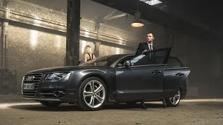 The Transporter Refueled Trailer - Audi S8 in der Hauptrolle