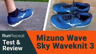 mizuno wave sky waveknit 3 drop zestaw�w