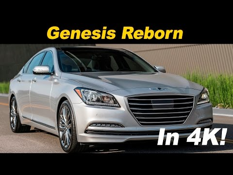 2017 Genesis G80 Review and Road Test DETAILED in 4K UHD