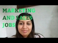 MARKETING AND SALES JOBS FOR PAKISTANI AND INDIAN GIRLS IN DUBAI UAE !!!