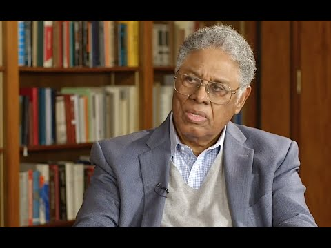 Thomas Sowell - Disparities in Income