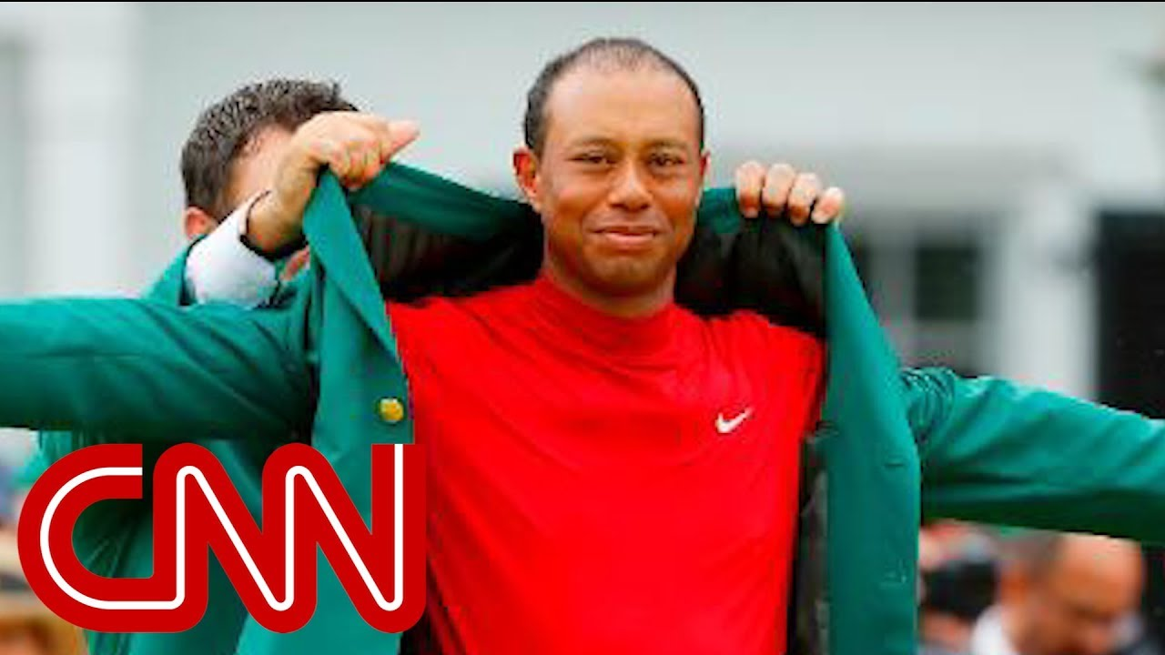 Why Tiger Woods's Masters Win Was Different This Time