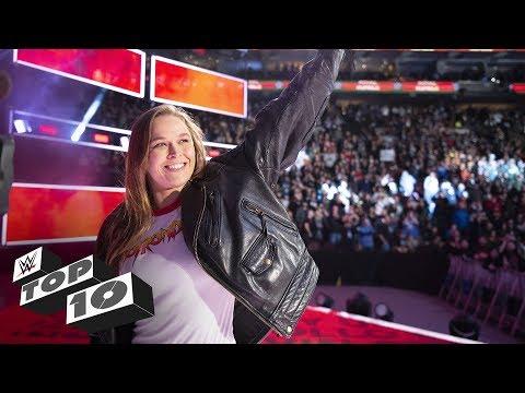Most memorable debuts of 2018: WWE Top 10, Dec. 31, 2018