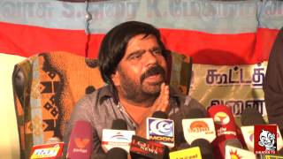 Jayalalitha Verdict | T Rajendar Mimics as Kalaingar Must Watch