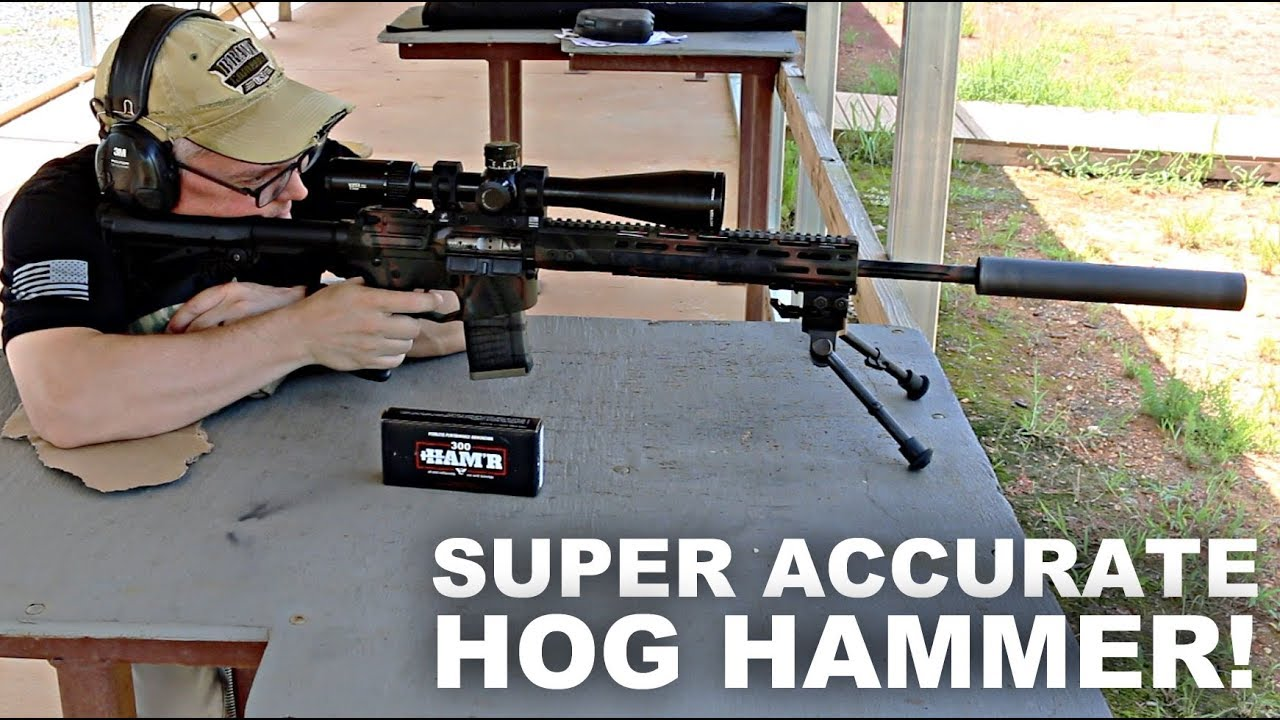 So who's going to convert their AR to 300 Ham'r? | The High Road