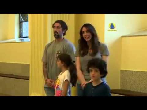 Marcos Mion - Testemunho de sua fé católica e cura de sua esposa