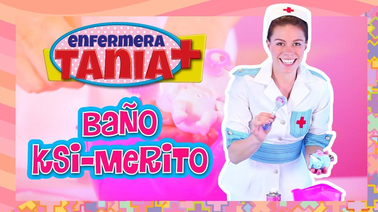 Enfermera tania ba o ksi merito youtube for Cuanto cuesta los accesorios para bano