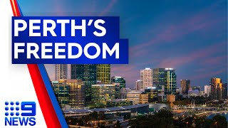 Perth and Peel's lockdown lifts I 9News Perth