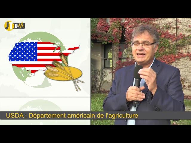Inquiétudes sur les semis de blé aux États-Unis !