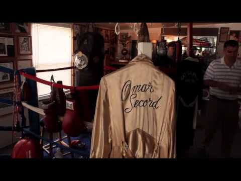 Rv Hall Of Fame >> World Boxing Hall of Fame Museum - Omar Sicard - YouTube