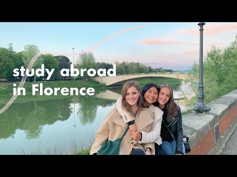 FIRST WEEK LIVING IN FLORENCE VLOG   Study Abroad Italy, Monash Prato   Best Gelato Supermarket Vino