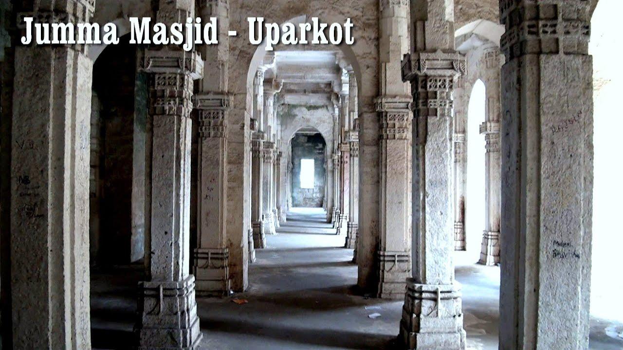 The spooky uparkot fort junagadh gujarat - The Spooky Uparkot Fort Junagadh Gujarat 0