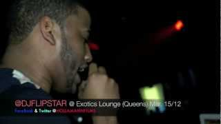 djflipstar 1st time exotics lounge queens mar 15 12 casafull