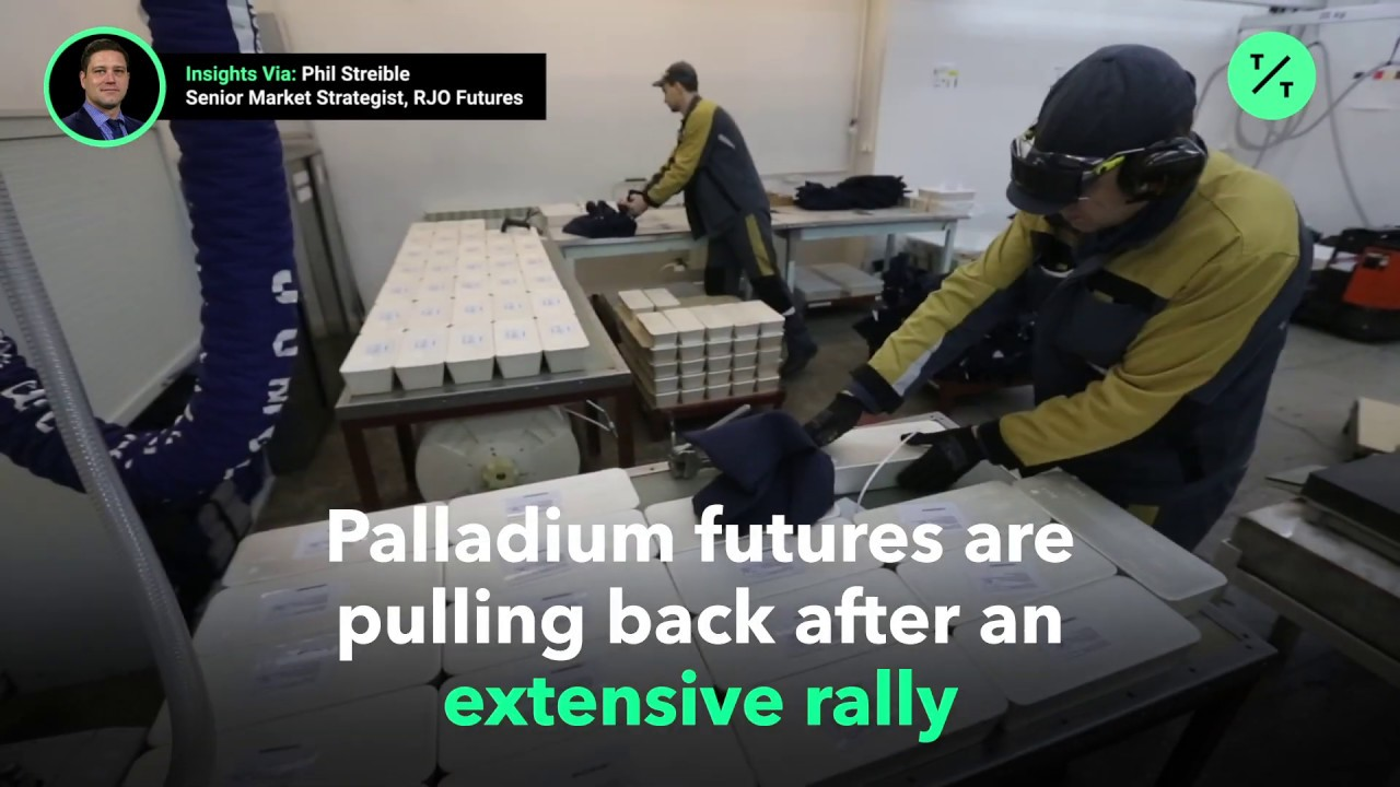 Bloomberg Tic Toc Why is palladium a metal to watch?