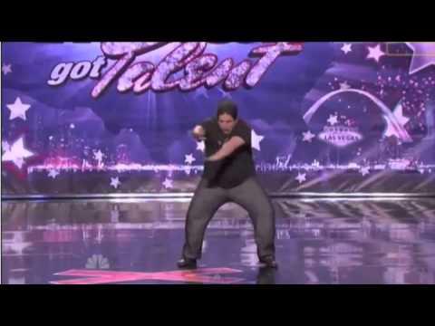 Dead Island's Sam B - Who Do You Voodoo on Americas Got Talent!