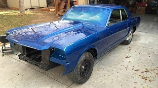1966 Ford Mustang Street/Track Build Project