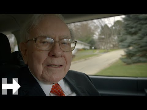 Warren Buffett On Why He Supports Hillary Clinton For President | Hillary Clinton