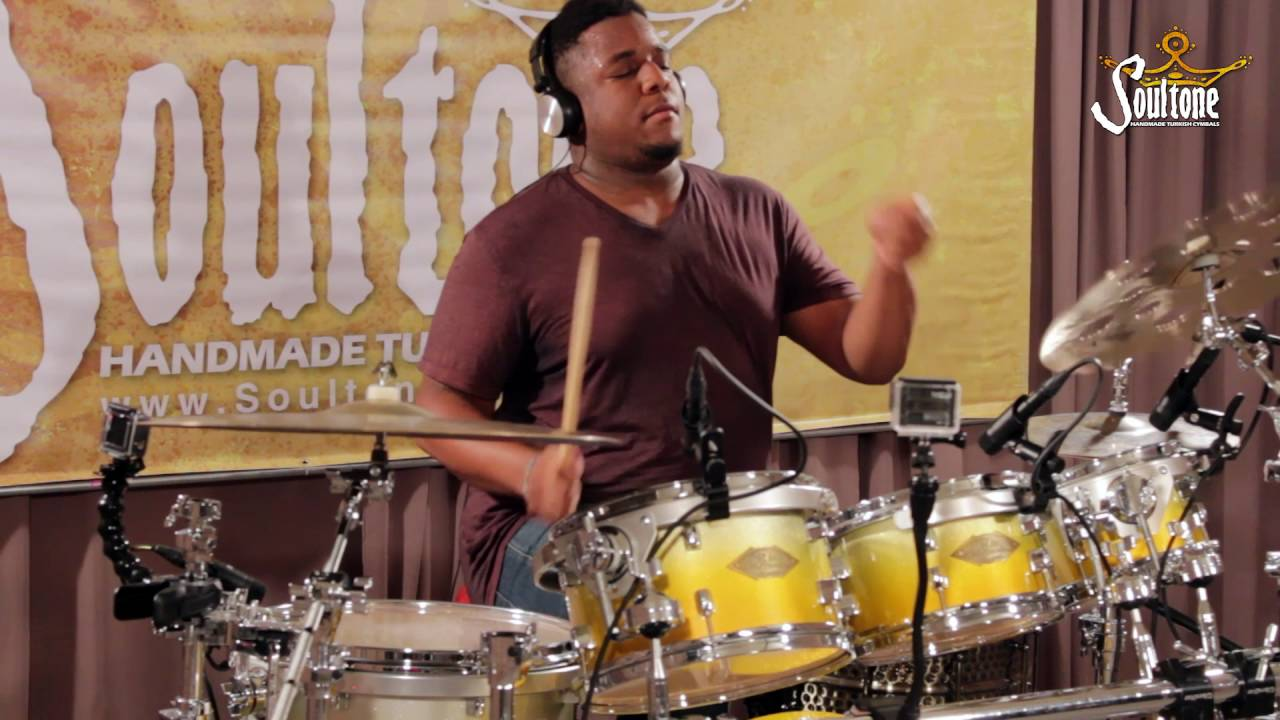 Joshua Butler | Kevin Powell Drumless Track