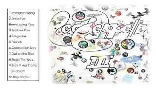Led Zeppelin III - Led Zeppelin [Full Album 1970]