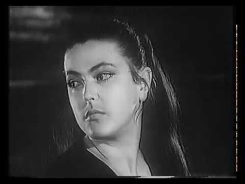 Lubov Timofeyeva in the film 'Kreutzer Sonata' 1971