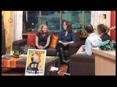 Interview over Falstaff Opera Zuid