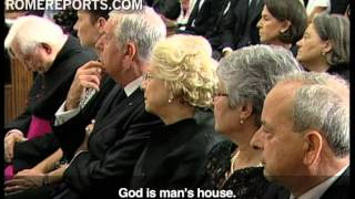 Benedict XVI explains the importance of the Assumption of Mary in personal life