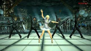 DanceEvolution(Xbox 360) 『INTO YOUR HEART』 振り付けムービー