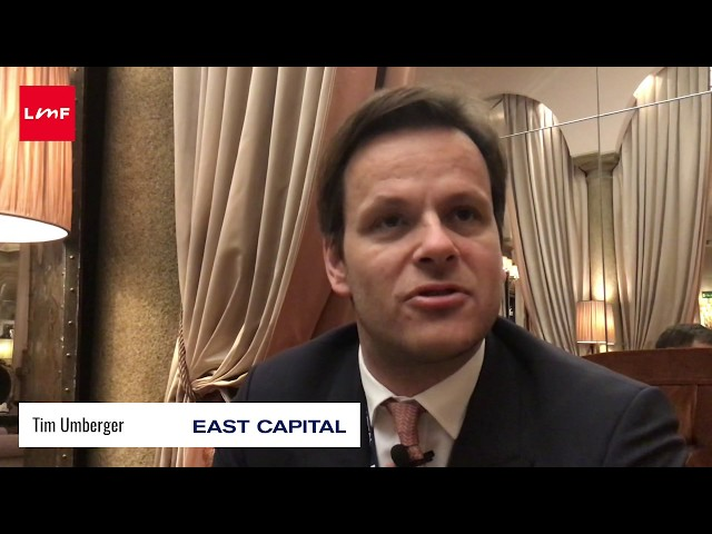 Frontier markets outlook - Tim Umberger (East Capital)