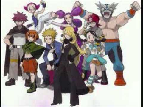 pokemon diamond how to get pokemon league