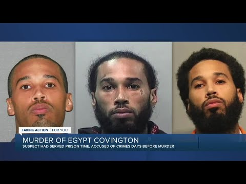 Family Speaks After Arrest in Egypt Covington Murder Case