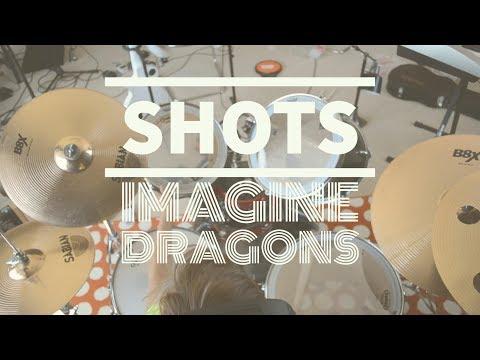 Shots-Imagine Dragons (Drum cover)