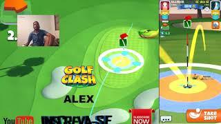 Dica Golf Clash como usar os circulos part 1