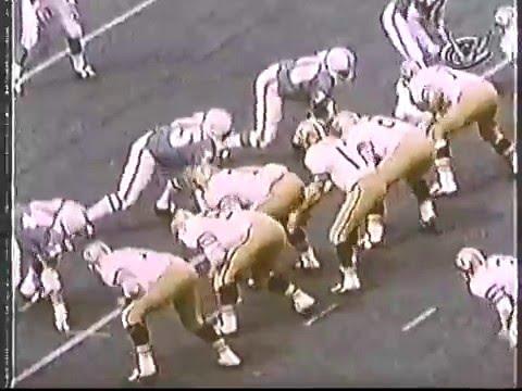This Week In Pro Football 1970  Week 9