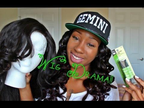 Wig Drama Does Your Wig Shift Elastic Band Method Youtube