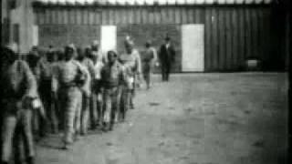 Charleston Chain Gang 1903 Silent Movie Racism