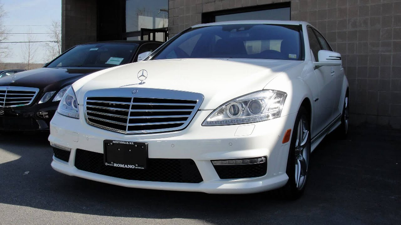 2010 mercedes benz s63 amg youtube for Mercedes benz s63 for sale