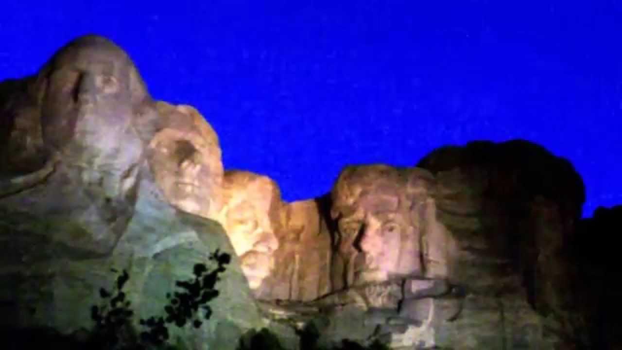 Mt. Rushmore Lighting Ceremony (2014) & Mt. Rushmore Lighting Ceremony (2014) - YouTube azcodes.com