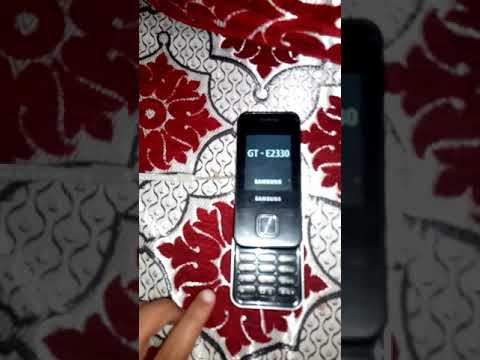 Samsung gt e2330