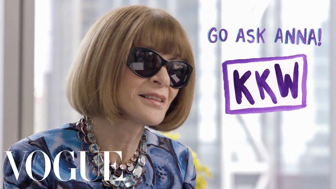Ана Винтур открива што мисли за Кардашијанс и дели стилски совети за на интервју