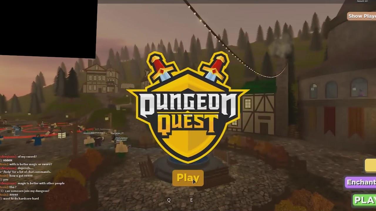 dungeon quest roblox codes