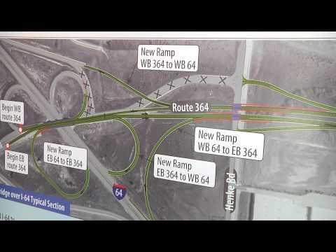 O'FallonTV: Route 364 Page Ave Phase 3   O'Fallon, Missouri