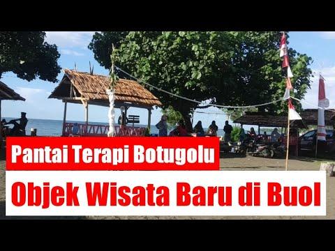 Wisata Pantai Dan Terapi Di Botogolu, Buol
