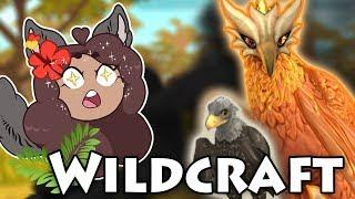 Hatching a BALD EAGLE Baby!!  WildCraft  Starry Savannah!!  #26