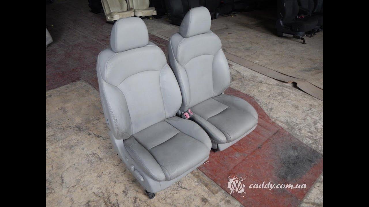 LS300-1 - Lexus LS300 - передние кожаные сиденья